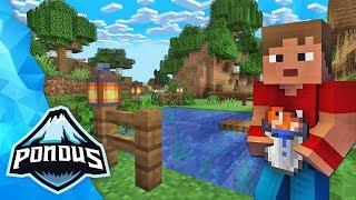ELSKER SMUK NATUR!   Dansk Minecraft: Pondus++ #23