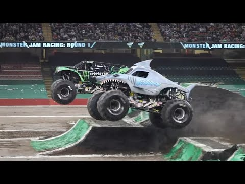 Cardiff, Wales Highlights | Monster Jam 2019
