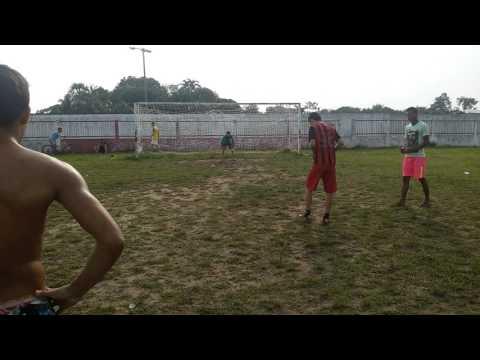 Vídeo de futebol em pauini