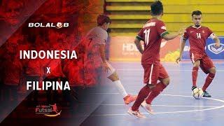 Video Pesta Goal! INDONESIA (21) VS (0) FILIPINA - AFF Futsal Championship 2017 MP3, 3GP, MP4, WEBM, AVI, FLV Februari 2018