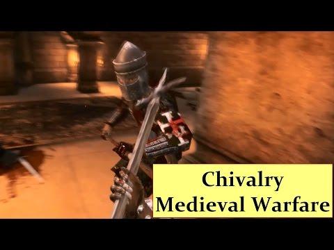 CHIVALRY MEDIEVAL WARFARE Maravons des crânes dans la joie et l'allégresse HD 1080p FR