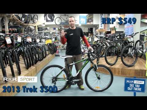 2013 Trek 3500 Mountain Bike Review
