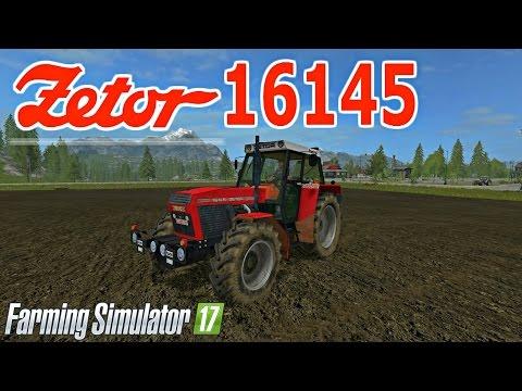 Zetor 16145 v3.0