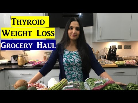Best tea for weight loss - HYPOTHYROID WEIGHT LOSS GROCERY HAUL  What makes up 95% of my Thyroid Diet