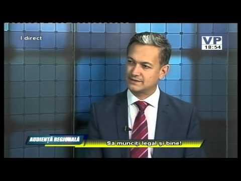 Emisiunea Audiență regională – Constantin Stoica – 12 februarie 2015