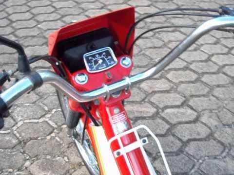 Mobilete Caloi XR 50cc 1988