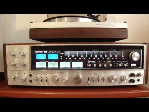 vintage Hifi - THE MOST AMAZING QUADRAPHONIC JAPANESE HI-FI VINTAGE RECEIVER SANSUI QRX-9001 & PHILIPS 212 MADE IN HOLLAND. WATCH IN 720p ASSISTA EM 720p.