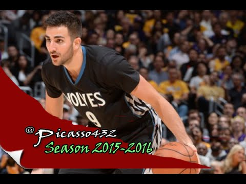 Ricky Rubio Highlights vs Lakers - [10Pts,15Ast] - (2016 02 03) - NASTY ASSISTS !