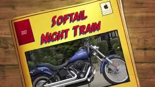 9. 2309A  2007 Harley Davidson Softail Night Train