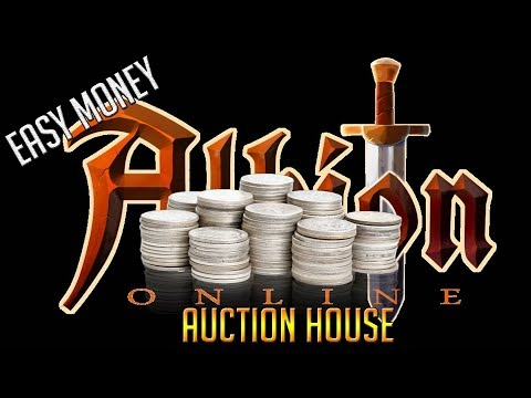Albion Online | How to flip auction house item prices | make easy money