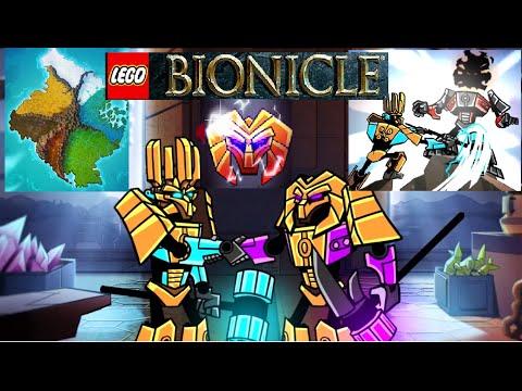 """Конструктор Lego Bionicle 70780 """"Страж Воды"""""""