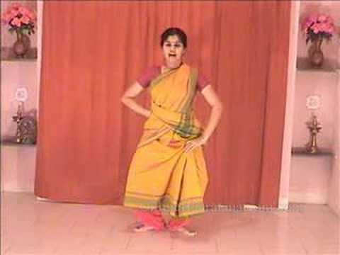 Tatta Adavu In Bharatanatyam
