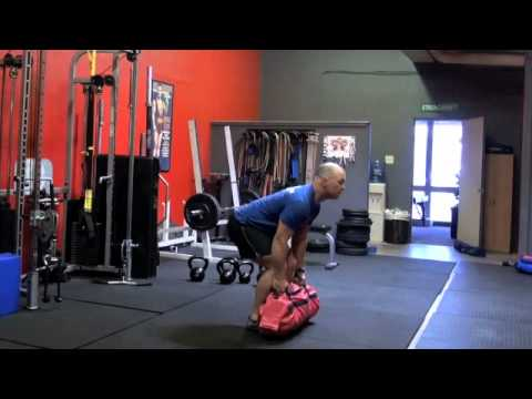 Ultimate Sandbag Training Fitness Challenge