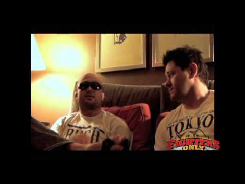 BJ Penn Talks loss and Possible Rematch with Frankie Edgar
