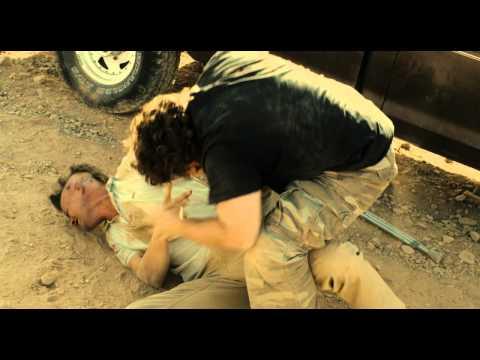 Scenic Route: Fight 2013 Movie Scene