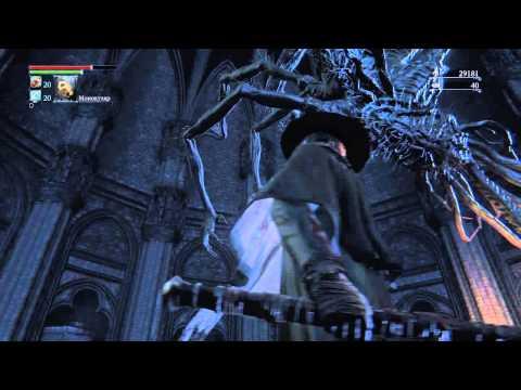 Bloodborne если озарение (Insight) на 40