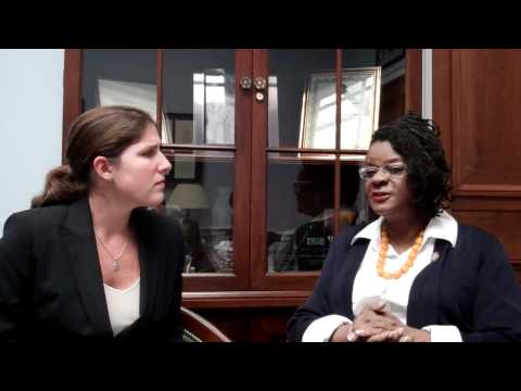 Rep. Gwen Moore's Story about the American Dream