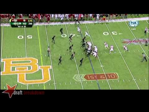 Shawn Oakman vs Oklahoma 2013 video.