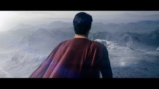 Man Of Steel  Official Trailer 3 HD