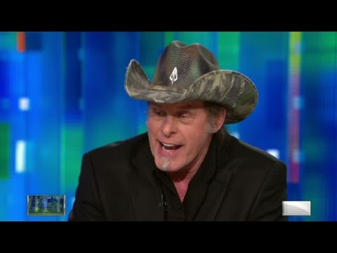 CNN: Ted Nugent on whether being gay is wrong