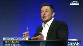 Video Elon Musk Says Humans Should Be Very VERY Concerned About Artificial Intelligence! MP3, 3GP, MP4, WEBM, AVI, FLV Juni 2018