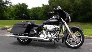 8. 2013 Harley Davidson FLHX Street Glide for sale - Price Specs Review