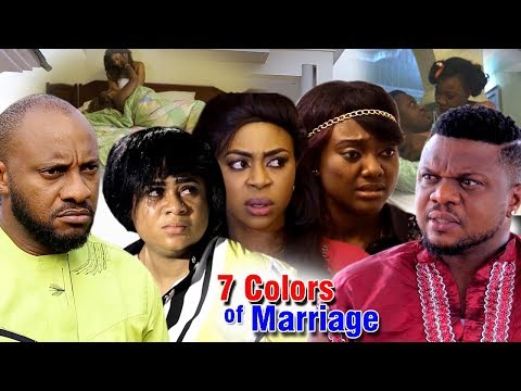 7 Colors Of Marriage  Season 2 - Ken Erics&Yul Edochie 2018 Latest Nigerian Nollywood Movie|Full HD