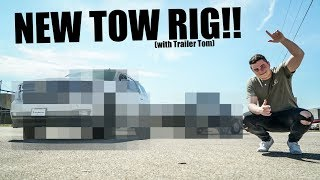 OUR NEW TOW RIG!! by Evan Shanks