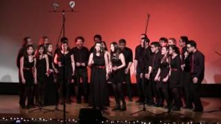 UBC A Cappella - 'Perth' - Bon Iver