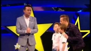 Nicky Byrne Big Stars Litte Star pt 4