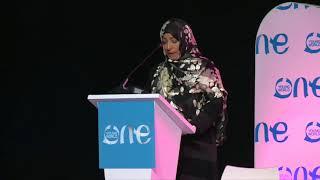 Nobel Laureate on using media for accountability   Tawakkol Karman