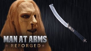 Prince Nuada's Sword - Hellboy 2 - MAN AT ARMS: REFORGED