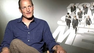 Woody Harrelson Interview - Now You See Me (HD) JoBlo.com