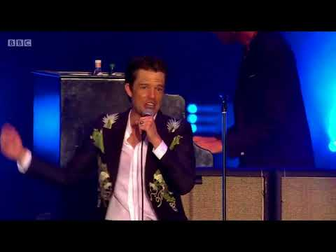 The Killers - The Whole Of The Moon (The Waterboys Cover) @ TRNSMT 2018