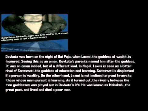THE LIFE HISOTRY OF LAXMI PRASAD DEVKOTA ..[HD] PART 1..THE COMPLETE INFO..BY ANKIT KC..wmv