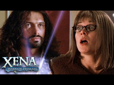 Xena Fights Ares in 1999 | Xena: Warrior Princess