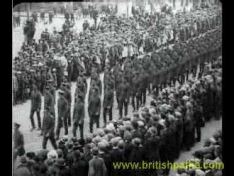 Funeral of Michael Collins (British Pathe)