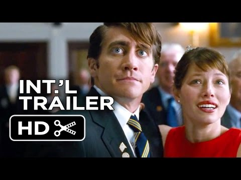 Accidental Love Official UK Trailer #1 (2015) - Jake Gyllenhaal, Jessica Biel Movie HD