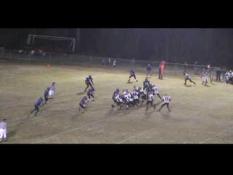 Pierre Warren High School Highlights video.