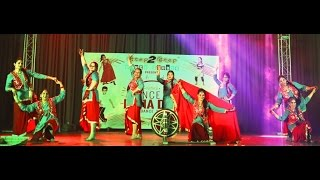 Saanu te aisa mahi | Goreyan Nu Daffa Karo | Dance Performance By Step2Step Dance Studio