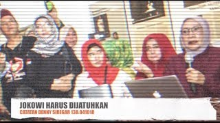 Video Denny Siregar - JOKOWI HARUS DIJATUHKAN MP3, 3GP, MP4, WEBM, AVI, FLV Februari 2019