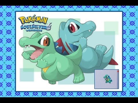 [WSHC#6] LIVE REACTION!! Shiny Totodile After ~ 500 Sr's; Japanese SoulSilver