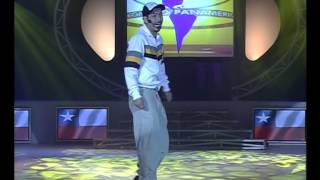 El Chileno - Campeonato Panamericano De Humor - Videomatch