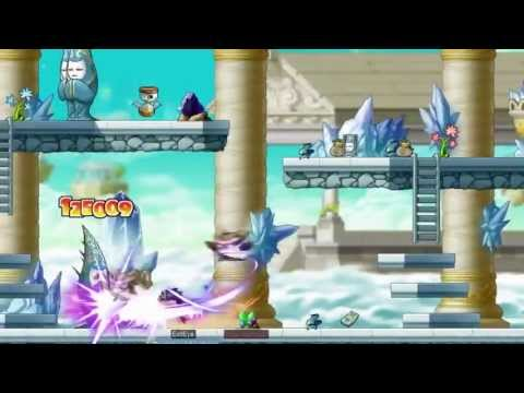 MapleStory HYPER SKILLS Official Gameplay