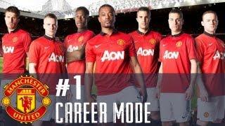 Video FIFA 14: Manchester United Career Mode - Season 1 - Part 1 MP3, 3GP, MP4, WEBM, AVI, FLV Desember 2017