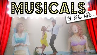 """If Musicals took place in real life... Book Tour info and Pre-order my book """"how to write good""""..."""