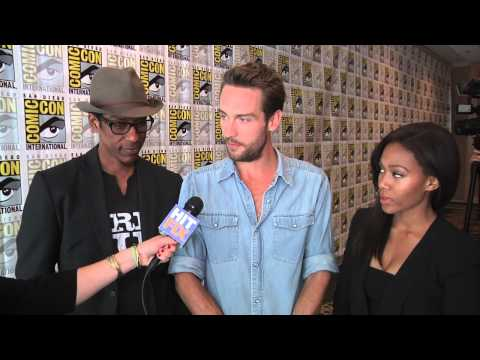 hitfixcom - Tom Mison, Orlando Jones and Nicole Beharie, the cast of Sleepy Hollow, give their take on the horror genre and the longevity of the Headless Horseman fable ...