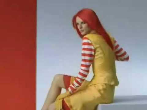 Hot McDonalds Japanese Girl