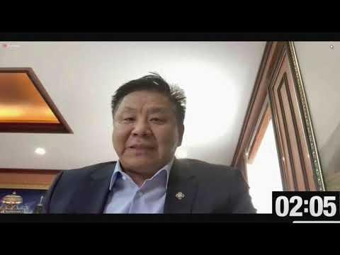 Т.Энхтүвшин: Таван жилийн хугацаанд Монгол орноо жимс, ногоогоор хангах ёстой гэсэн хариуцлагатай ажиллах ёстой