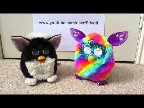 Old And New Furby Convo